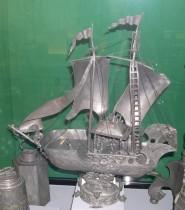01 Zunftzinn Segelschiff