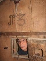 02 Bergfried - in Zelle Nr. 3 k