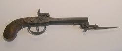HWY 151 belgische Taschenpistole