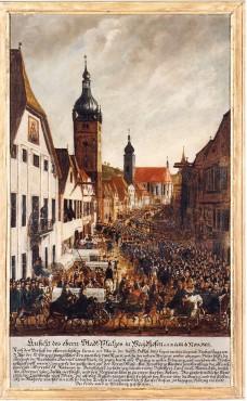 HWY 170 Grünscha Einzug 6. Nov 1805