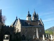 Stöcklgebäude Innenhof Schloss Rothschild